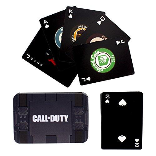 Call of Duty- Gioco di Carte, Multicolore, Taglia Unica, PP4076COD