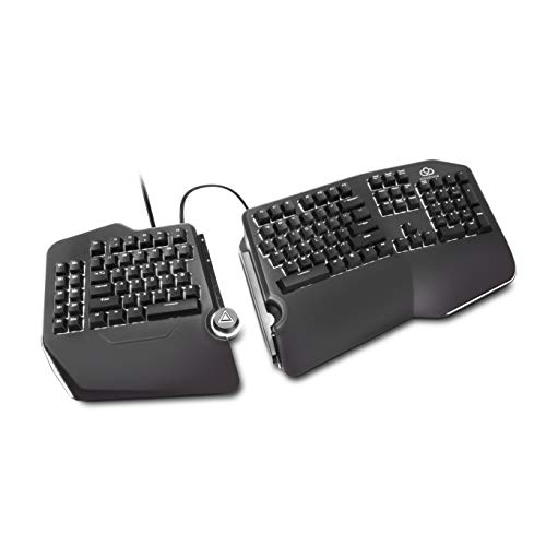 Cloud Nine C989 Ergonomic Mechanical Keyboard