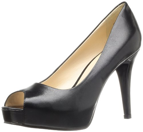 NINE WEST Damen nwCAMYA Schuh, schwarz, 39