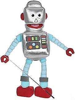 "25"" Robot, Full Body, Ventriloquist Style Puppet"