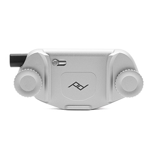 Peak Design Capture Camera Clip V3 Solo (Silver Clip Only)