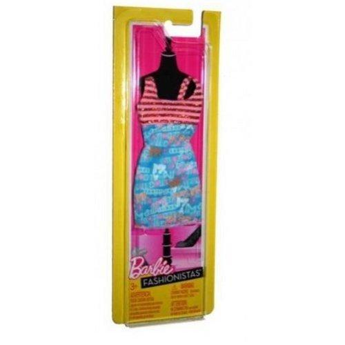 Barbie robes fabuleuses (assortiment, une pièce)