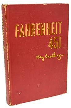 Mass Market Paperback Fahrenheit 451 First Ballantine Printing Book