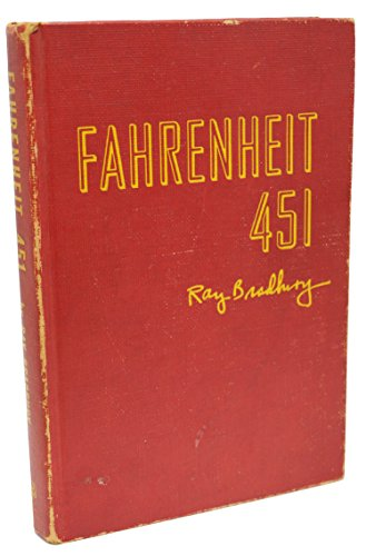 Fahrenheit 451 First Ballantine Printing B0131SR3W0 Book Cover