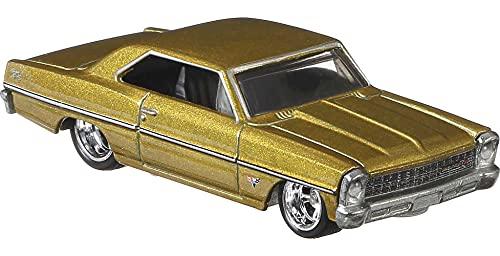 Hot Wheels- Coche METALICO Fast & Furious Mod SDOS, Multicolor (Mattel GJR72)