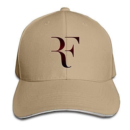 LIU888888 Roger Federer Sandwich Baseball Caps For