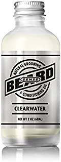 BEARD SENSE Beard Oil (Clearwater-Light Mint)