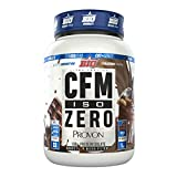 Universal Mcgregor Cfm Iso Zero - Aislado De Proteína Milk