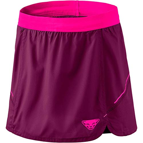 DYNAFIT Alpine Pro W 2/1 Skirt Hosenrock Damen, Damen, Rock - Hose, 08-0000071159, Rot (Beet Red/6070), 40