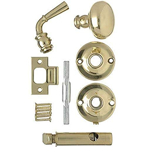 Wright Products V2200BR, Screen Door Mortise, Brass