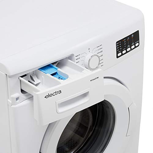 Electra W1244CF2W 6Kg Washing Machine with 1200 rpm – White