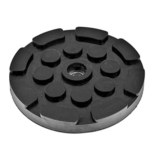 STIX Automotive Equipment Wagenheber Gummiauflage für Pneumatisch Wagenheber 3T Gummiblock Gummiplatte Hebebühne