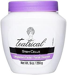 Teatrical Stem Cells Facial Cleanser with Buddleja Stems Gx Nourishing Stem Cells 9 Oz