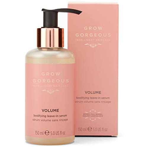 Grow Gorgeous Volume Bodifying Leave-in Serum, 150ml
