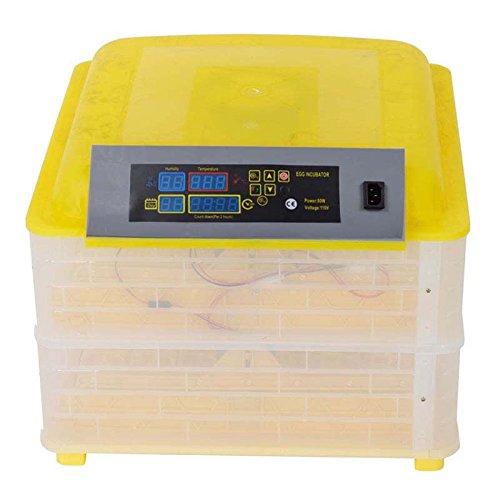 PreAsion shopping 110V 112 Egg Incubator Auto-Turning Digital LED New products world's highest quality popular Hatcher