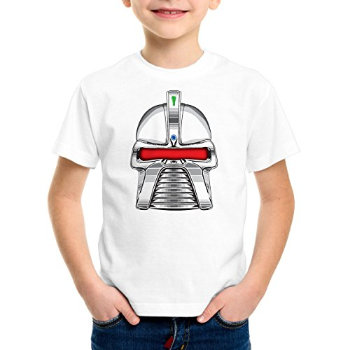 CottonCloud Cylon T-Shirt per Bambini e Ragazzi