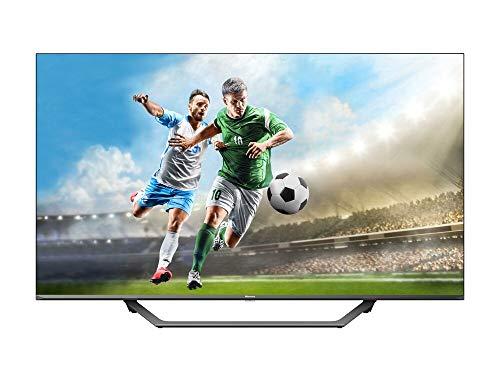 "Televisor Hisense Uhd TV 2020 55A7500F - Smart TV 55"" Resolución 4K, Dolby Vision, Wide Color Gamut, Audio Dts Virtual-X, Ultra Dimming, Vidaa U 4.0, Compatible Alexa"