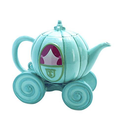 Teekanne Disney Cinderella Kutsche