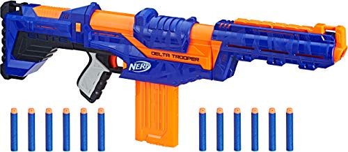 Our #5 Pick is the Nerf N-Strike Elite Delta Trooper