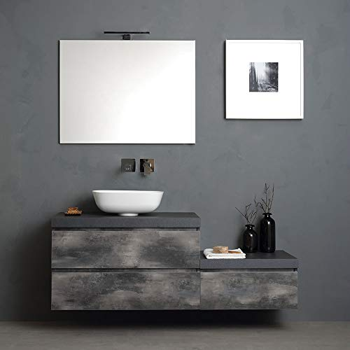 mueble de baño Modular de 150cm con Lavabo de decoración