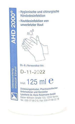 AHD 2000 Lösung 125 ml