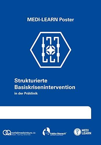 Strukturierte Basiskrisenintervention in der Präklinik: MEDI-LEARN Poster