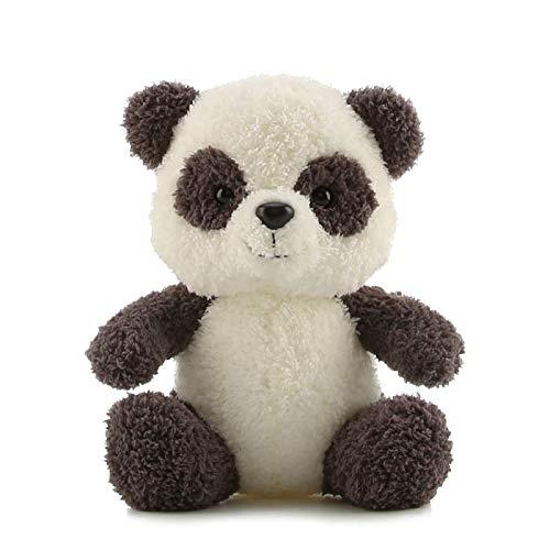 KINGPO Panda Juguetes de Peluche 22 cm Juguete de muñeca de Animales de Dibujos Animados para niños adorables Regalos de Panda para niñas