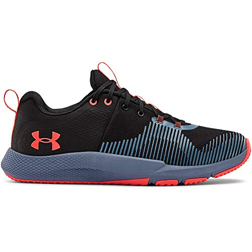 Under Armour Men's Charged Engage Cross Trainer, Black (002)/Beta, 13 M US