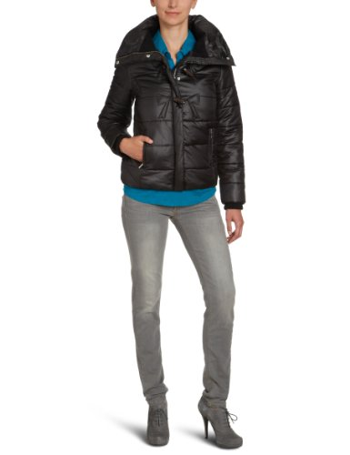 Killah Damen Jacke, W20800-NY9245-000000/JET-LAG Jacket, Gr. (M), Schwarz (G06000)