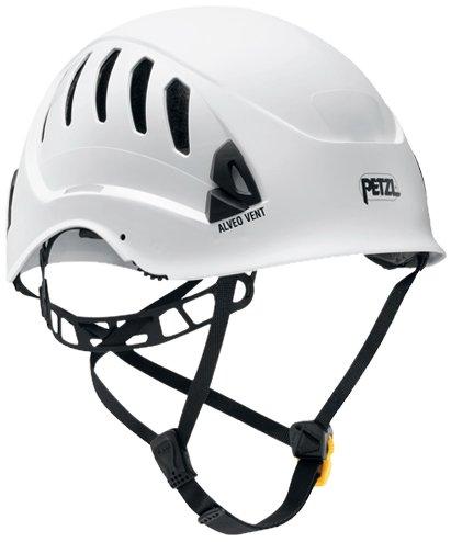 PETZL - ALVEO Vent, Ventilated Helmet for Rescue Work, White