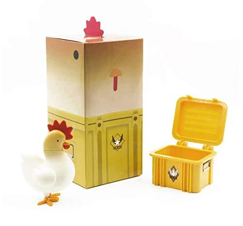 CS:GO Counter-Strike: Global Offensive Vinyl Chicken Figure Base Box + Digital Unlock