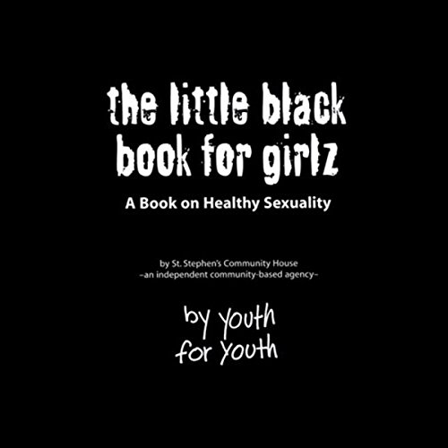 The Little Black Book for Girlz audiobook cover art