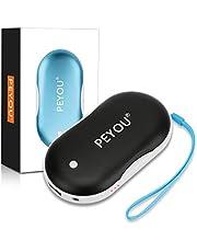 PEYOU Calentador de Manos USB Recargable 5200mAh