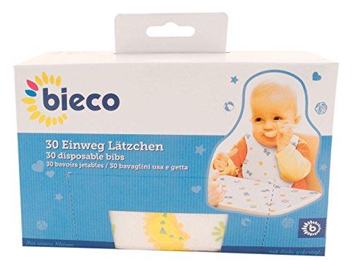 Bieco 409831 30 - Baberos desechables