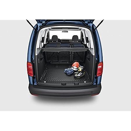 Tappetino Vasca per Volkswagen Caddy 2k Facelift ad alta tetto station wagon 2015-5 seggi con