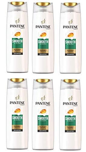 Pantene Pro-V Liscia E Lucida Shampoo (250ml) (Confezione da 6)