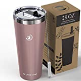 Umite Chef 28oz Tumbler with Lid, Stainless Steel Vacuum Insulated Double Wall Travel Tumbler Mug,...