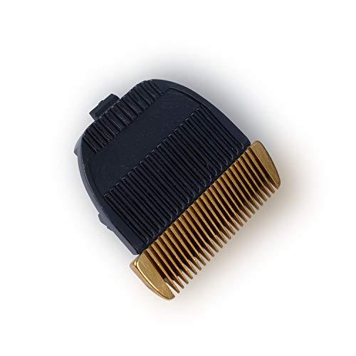 Poweka ER1611 - Cabezal de afeitado para cortapelos Panasonic WER 9902 X-Taper Blade 5025232885077 para ER1512 ER160 ER1510 ER1610