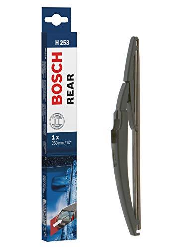 Bosch Scheibenwischer Rear H253, Länge: 250mm – Scheibenwischer für Heckscheibe