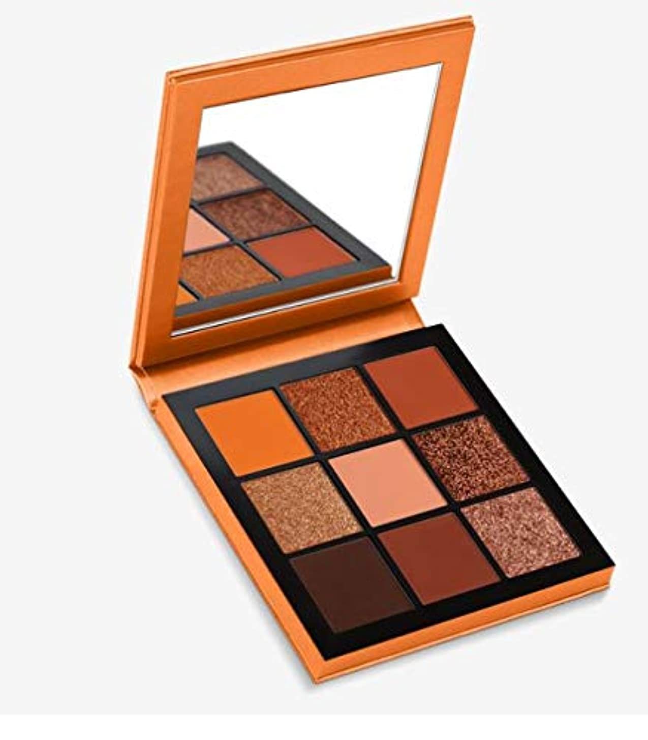 乳剤氏ペックHudabeauty Obsessions Eyeshadow Palette Topaz アイシャドウパレット
