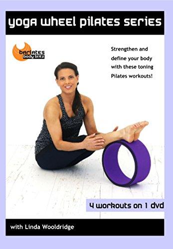 Barlates Body Blitz Yoga Wheel Pilates Series DVD