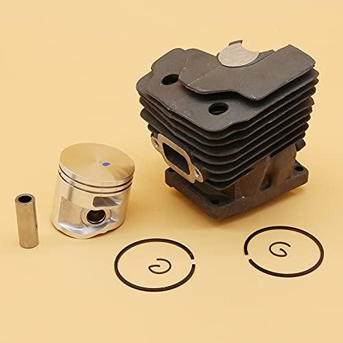 Piezas de repuesto de pistón de cilindro de 47MM para Stihl MS362 MS362C MS 362, piezas de reparación de motosierra, accesorios # 1140020 1200 (Size : MS362 47MM)