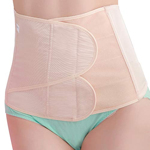 SEYO Postpartum Belly Band Wrap Abdomen Binder Recovery Support Girdle Belt...