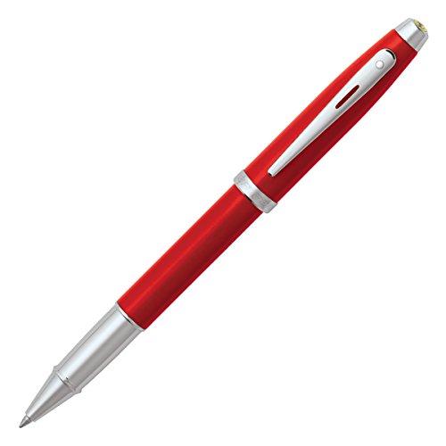 Sheaffer Ferrari 100 - Bolígrafo de tinta líquida, diseño con logo de Ferrari, color rojo
