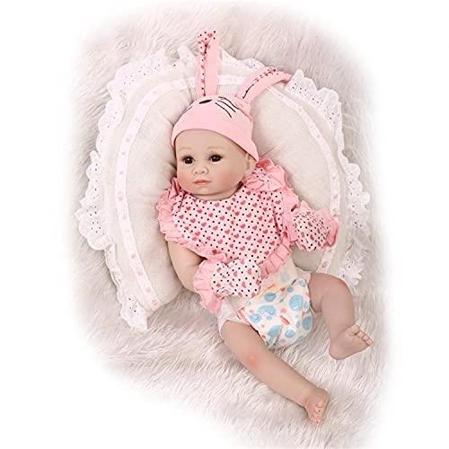 BEIAKE Réaliste Reborn Doll Girl Jouets D'illumination pour Enfants Toutes Les Poupées De...
