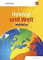 Heimat und Welt Weltatlas. Aktuelle Ausgabe Thueringen