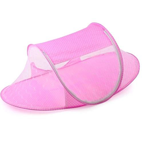 Cama de bebé mosquitero portátil plegable cama de viaje para bebé