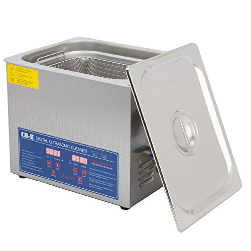 MODELO 1 - Limpiador Ultrasónico Digital / Sfeomi