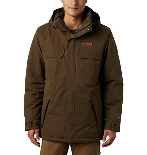 Columbia Rugged Path Jacket Chaqueta Impermeable, Hombre,