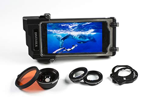 HURRY FREE iPhone Diving Case  Clip the extra 30% off coupon and use promo code: 80MTDR4C Works on Micro Lens option